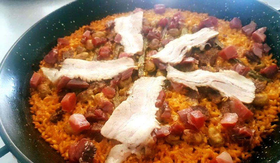 arroz-de-ibéricos-Arrozeando-Mediterráneo